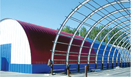 Быстровозводимые металлоконструкции в Междуреченске