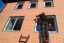 Монтаж решеток в Междуреченске