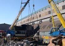 Демонтаж конструкций из металла в Междуреченске