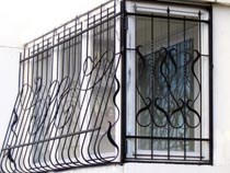 металлические решетки в Междуреченске