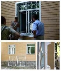 Установка решеток в Междуреченске
