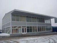 Построить торговые павильоны г.Междуреченск