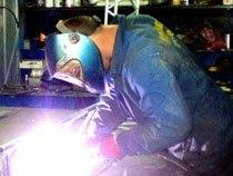 Восстановление посадочных мест металлаконструкций г.Междуреченск