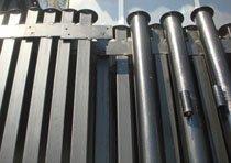 Металлические столбы в Междуреченске изготовление и монтаж г.Междуреченск