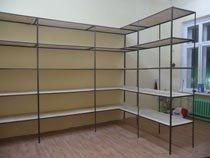 Изготовление, монтаж металлические стеллажи в Междуреченске и пригороде